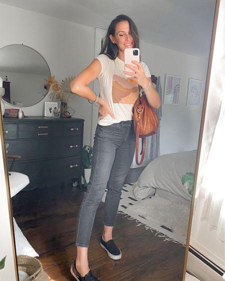 The perfect jeans 🍁 Sizing tts #ltkfall  #LTKSeasonal #LTKstyletip