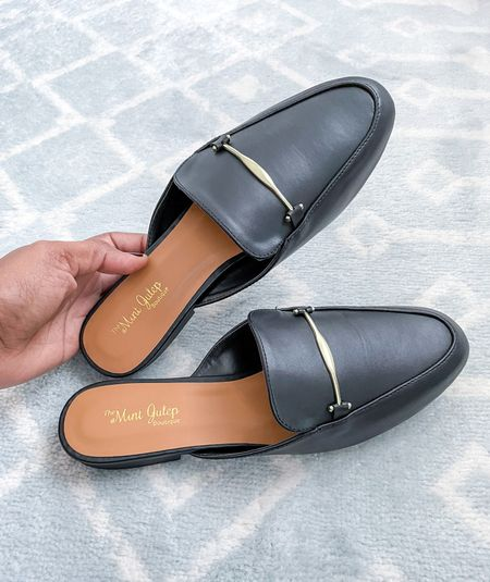 Loving these simple, classic loafers, and the price is so good for the quality, at under $30. These run about a half size small, so size up.   #LTKworkwear #LTKshoecrush #LTKunder50