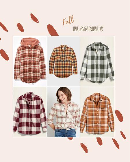 Fall flannels, mustard flannel, plaid shirt, fall outfits, women's plaid, rust plaid shirt, fall plaid, women's fall shirt, fall  http://liketk.it/2XqfM #liketkit #LTKunder50 #LTKstyletip #LTKsalealert #ltkfall  @liketoknow.it