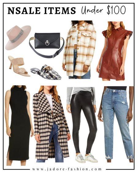 Nordstrom Anniversary Sale now open for all - picks under $100 NSale Fall fashion  #LTKsalealert #LTKunder50 #LTKunder100