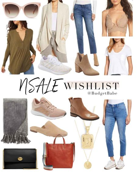 My NSALE wishlist is filled with these items and ready to go once I get access (July 16!) 😆🙃 I am absolutely getting the Wit & Wisdom jeans and another Barefoot Dreams cardigan. The rest…we will see! http://liketk.it/3jQzo #liketkit @liketoknow.it #nsale