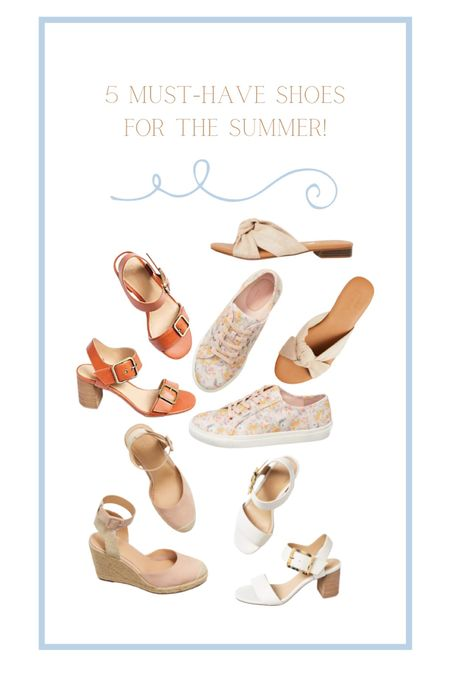 Up your summer shoe game! All of these are on major sale and would pair perfectly with shorts and dresses all summer long. Linked here: http://liketk.it/3gRNv #liketkit @liketoknow.it