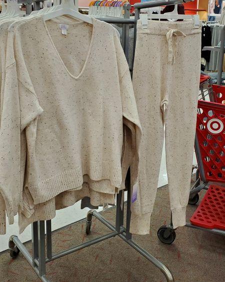 Target Style  Loungewear  Pajamas          http://liketk.it/3pRt6 @liketoknow.it #liketkit #LTKGiftGuide #LTKHoliday #LTKSeasonal #LTKsalealert #LTKhome #LTKunder50 #LTKfamily Joggers | Sweatpants | Sweatshirts | Lounge Tops | Lounge Pants | Hoodies | Gift Guide | Gift for Her | Mother in Law Gifts