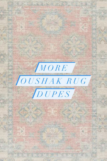 Oushak Rugs and dupes Sale rug Turkish cream Ivory blue white brown tan colorful peach gold Persian   #LTKsalealert #LTKhome