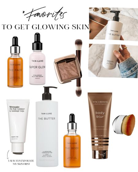 Favorites for glowing skin! Cellajaneblog   #LTKbeauty