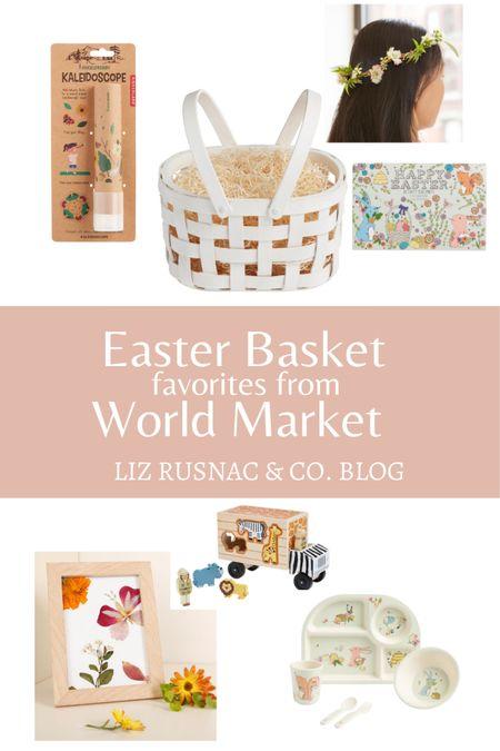 Easter Basket gifts for kids from World Market ✨ http://liketk.it/3ae3o #liketkit @liketoknow.it #LTKfamily #LTKSeasonal #LTKkids #spring #easter #kids #gifts #easterbasket