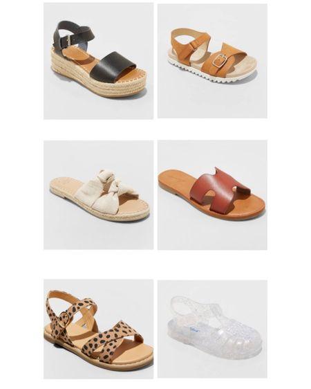 Target women's & kids sandals BOGO 50% off! #liketkit http://liketk.it/3bOEO @liketoknow.it