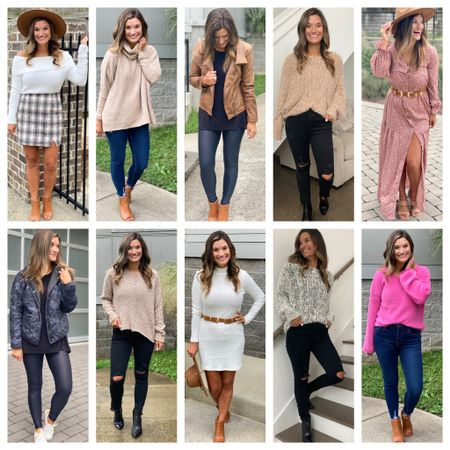 Use code BOO to save 25% until 1:00 pm on so many great pieces for fall from Pink Lily!   #LTKstyletip #LTKSeasonal #LTKsalealert