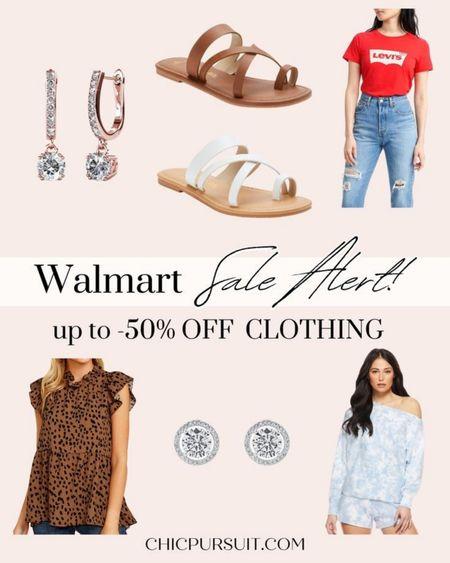 SALE ALERT! Walmart has 50% off women's fashion, accessories and more, including home decor! These beautiful sale finds are all under $25!! ✨✨ #LTKsalealert #LTKSpringSale #LTKunder50 http://liketk.it/3ger6 @liketoknow.it #liketkit
