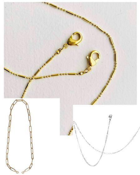 These have been a life saver for me in the classroom! I'd so much rather have it hanging on my body by a cute chain, the dangling on my ear, wrapped around my wrist or shoved in my packets. If we have to wear them we might as well accessorize them!   http://liketk.it/2Y7mI #liketkit @liketoknow.it