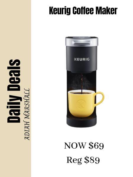Keurig Coffee Maker on SALE   #LTKGiftGuide #LTKhome #LTKHoliday