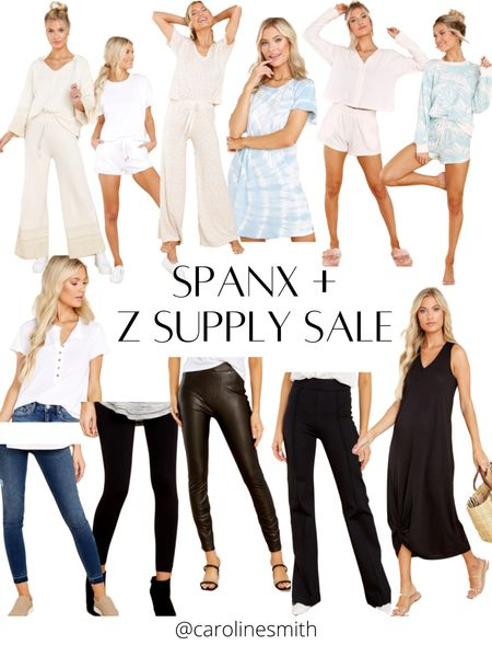 Spanx and Z Supply Sale- 20% off!   #LTKunder100 #LTKsalealert #LTKstyletip @liketoknow.it #liketkit http://liketk.it/3j2lB