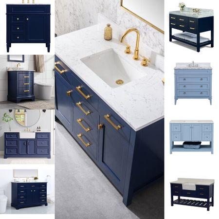 Holiday Essentials—-blue moment in the bathroom.   #LTKsalealert #LTKhome #LTKHoliday