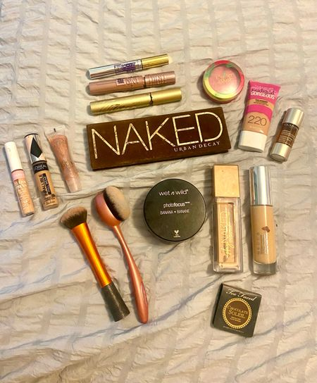 Purging old makeup! Some of my faves!   #LTKbeauty