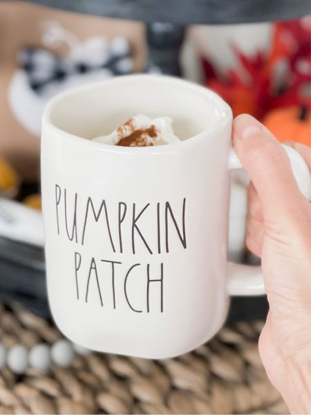 Pumpkin patch Rae dumb mug, fall decor   #LTKGiftGuide #LTKhome #LTKSeasonal