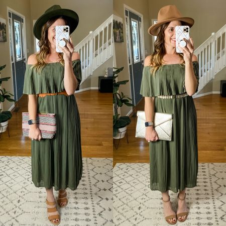 One Amazon dress styled two ways.     #LTKunder50 #LTKstyletip