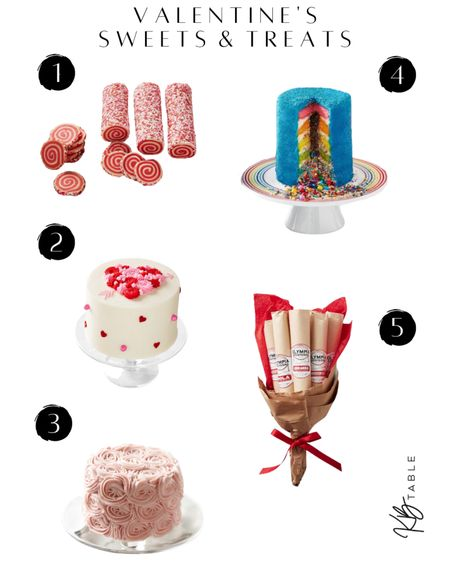 http://liketk.it/36zrN @liketoknow.it #liketkit  Shop these Valentine's-inspired sweets & treats for the perfect dessert display!