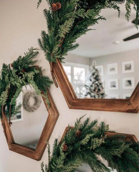Holiday Decor (holiday wreaths, faux holiday stems and wall decor)    #LTKHoliday #LTKSeasonal #LTKunder50