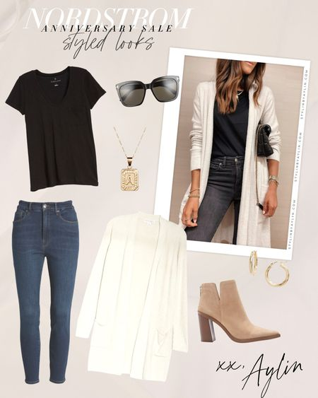 Nordstrom Anniversary Sale, Nordstrom Sale, Nordstrom finds, fall outfit ideas, casual, leggings, jeans, booties, sneaker, jacket, sunglasses, jewelry, accessories, beauty, lounge, casual looks, fall looks, StylinbyAylin Follow my shop on the @shop.LTK app to shop this post and get my exclusive app-only content!  #liketkit  @shop.ltk http://liketk.it/3kioc  #LTKunder100 #LTKstyletip #LTKsalealert