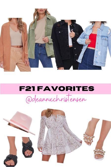 F21 Favorites #fashionfinds #fallfinds #looksforless #fallinspired  #LTKshoecrush #LTKstyletip #LTKsalealert