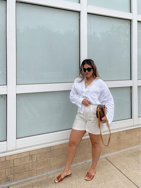 Summer linens 🤍   #LTKunder50 #LTKstyletip #LTKworkwear