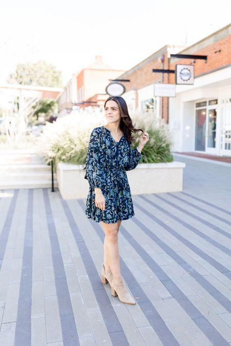 Shop Reddress blue floral dress (s)   #LTKunder50 #LTKstyletip #LTKunder100