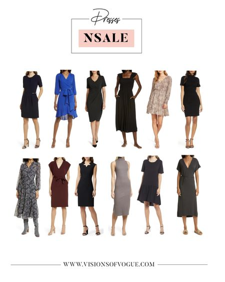 My favorite dresses from the Nordstrom Anniversary Sale (NSALE)! Check out my IG stories for multiple ways to style each especially for wedding season!   #LTKsalealert #LTKunder50 #LTKworkwear