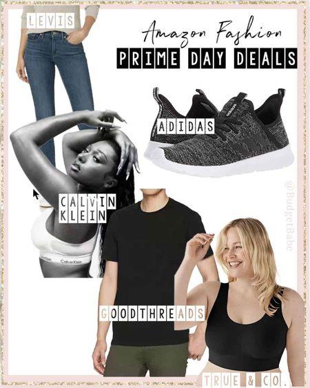 Sneak peek at Amazon Prime Day deals coming June 21-22! Start saving your faves from Levi's, Calvin Klein, Adidas, Goodthreads, True & Co. and more! http://liketk.it/3hhzZ #liketkit @liketoknow.it #LTKsalealert #amazonprimeday