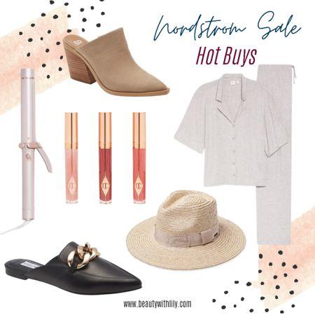 Nordstrom Sale Hot Buys — pajamas, makeup, shoes   #LTKunder100 #LTKbeauty #LTKsalealert