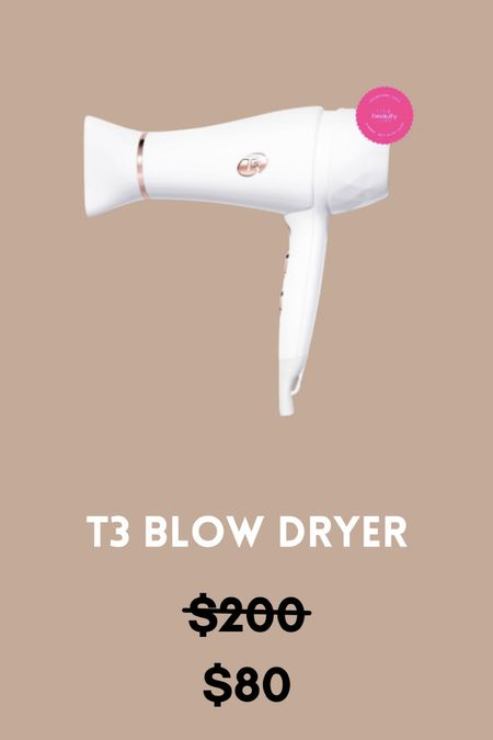 Last chance to get this blow dryer on MAJOR sale!!!   #LTKunder100 #LTKunder50 #LTKsalealert