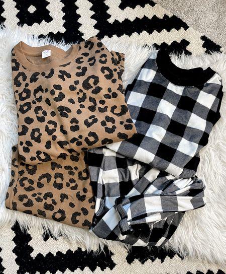 Comfy Walmart lounge and pajama sets    #LTKunder50 #LTKstyletip