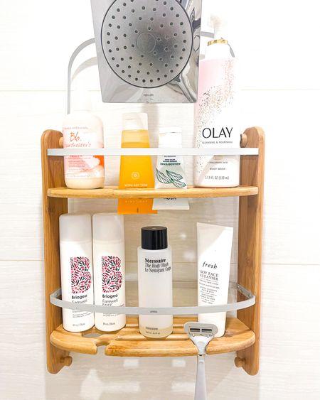 Bathroom organization, home organization, shower, home decor http://liketk.it/3cwQr #liketkit @liketoknow.it #LTKhome