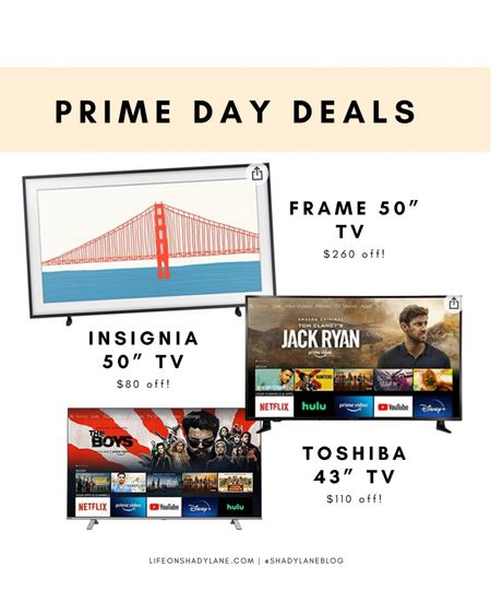 Amazon prime day deals - TVs! http://liketk.it/3if0v #liketkit @liketoknow.it