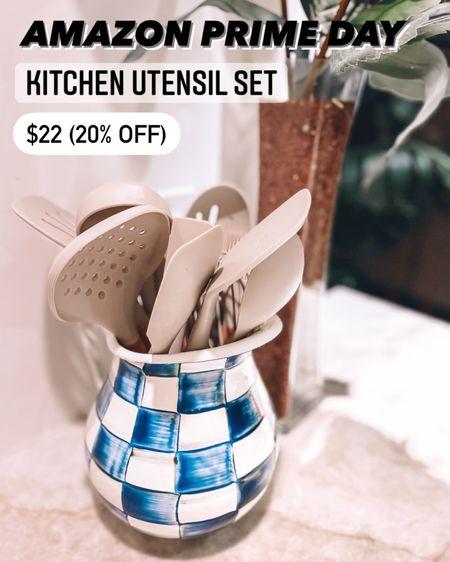 ANAZON PRIME DAY  Kitchen silicone utensil set SALE   @liketoknow.it http://liketk.it/3icRP #liketkit #LTKsalealert #LTKhome #LTKunder50