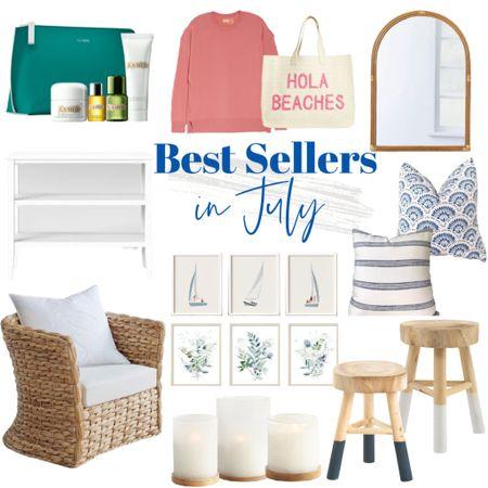 Best selling items in July!     #LTKhome #LTKunder100 #LTKbeauty