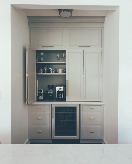 Kitchen pantry details!   #LTKunder50 #LTKhome