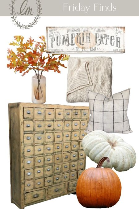 What do you think of this weeks Friday Finds?!  #LTKhome #LTKSeasonal