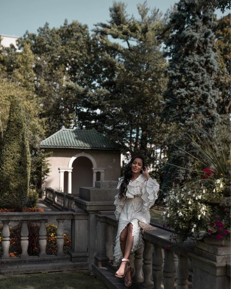Obsessed with this dress.🌸 .  http://liketk.it/2X66K @liketoknow.it @liketoknow.it.europe #liketkit #LTKeurope #LTKitbag #LTKshoecrush