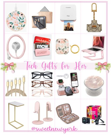 Tech gift guide for women http://liketk.it/324wq #liketkit @liketoknow.it #LTKgiftspo #StayHomeWithLTK #LTKfamily