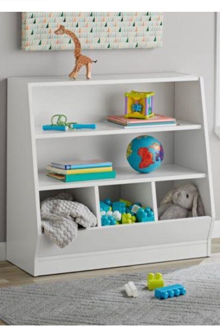 Baby Boys storage & book case ✨  #LTKkids #LTKbaby #LTKGiftGuide