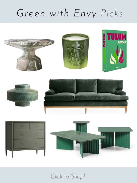 This week on the BEYOND id blog we are trend spotting all things green design! Shop your screenshot of this pic with the LIKEtoKNOW.it shopping app http://liketk.it/2ReoP @liketoknow.it  #liketkit