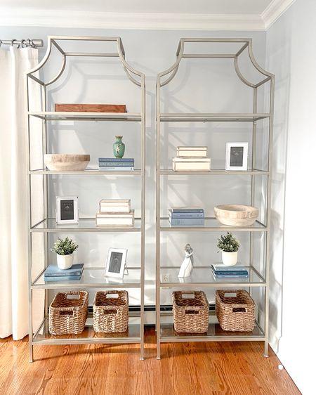 Book shelf styling http://liketk.it/36oU9 @liketoknow.it #liketkit #LTKunder50 #LTKstyletip #LTKhome