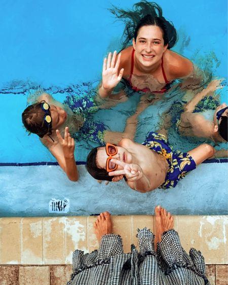 Poolside 💦 #styledbyaddykate http://liketk.it/3jYAX #liketkit @liketoknow.it @liketoknow.it.family #LTKswim #LTKtravel #LTKfamily
