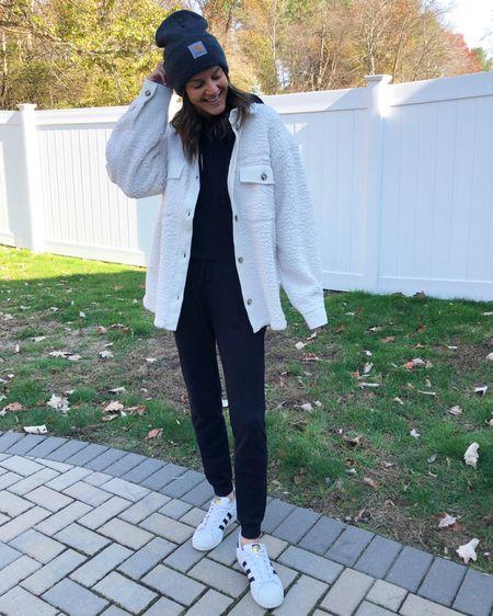Sweatsuit set under $50 // http://liketk.it/30jc3 #liketkit @liketoknow.it #LTKunder50 #LTKstyletip #LTKshoecrush
