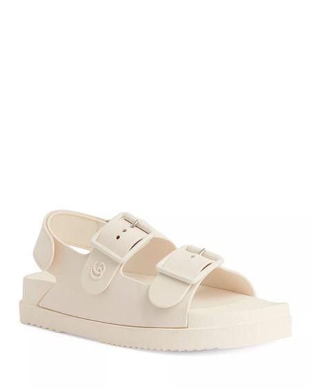 These sandals are perfect for summer!  #LTKshoecrush #LTKSeasonal