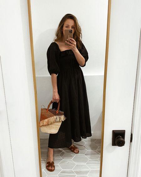 This has been my most worn dress this summer. Wearing xs.    #LTKstyletip #LTKunder50 #LTKitbag