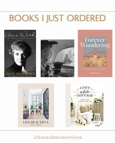 Coffee table books  http://liketk.it/3hfLW #liketkit @liketoknow.it