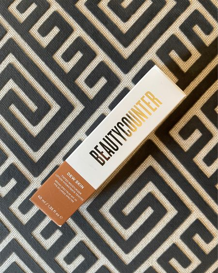 Hello and happy pre-Friday!  I just shared this beautycounter item to my Instagram stories.  The color tan was perfect for me. It's definitely moisturizing for my eczema prone skin and provides light coverage. It even acts as a sunscreen too.  Highly recommend! Doesn't go on cakey at all and would be great for daily wear.   http://liketk.it/3gJrl #liketkit @liketoknow.it   #LTKunder50 #LTKbeauty #LTKunder100 @liketoknow.it.family   You can instantly shop my looks by following me on the LIKEtoKNOW.it shopping app