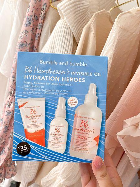 My favorite leave-in conditioner part of the Nordstrom anniversary sale | NSALE beauty picks #nsale  #LTKbeauty #LTKunder50 #LTKsalealert