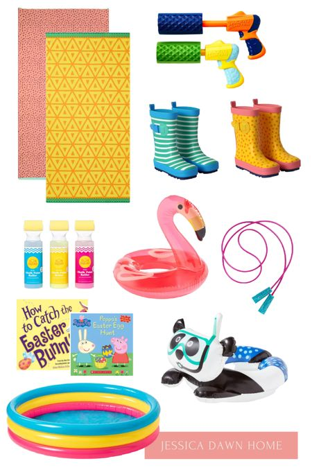 Easter Basket Ideas from #Target! All great to get ready for #Summer!    http://liketk.it/3bGe9 #liketkit @liketoknow.it #LTKkids @liketoknow.it.family